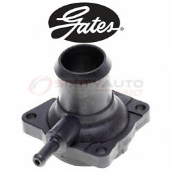 Gates Co34746 Engine Coolant Water Outlet For Xs4z 8592 Ab Xs4z 8592 Ac Qm