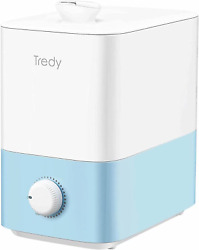 Humidifiers For Bedroom Large Rooms 5L Top Fill Ultrasonic Cool Mist