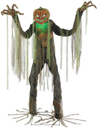 7 Ft Root Of Evil Animated Life Size Halloween Prop Decoration