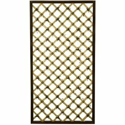 6 Ft. X 3 Ft. Tall Traditional Bamboo Trellis