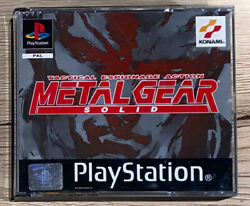 - Metal Gear Solid Tactical Espionage Action + Demo Silent Hill - Ps1 Pal Tbe