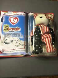 ty beanie babies spangle And The End mcdonalds toy rare 1999 Original Packaging