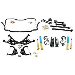Umi Abf803-1-b 68-72 A-body Stage 2 Kit 1 Inch Lowering Black