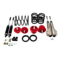 Umi 2085-3-r 82-92 F-body Weight Jack And Shock Kit Race Red