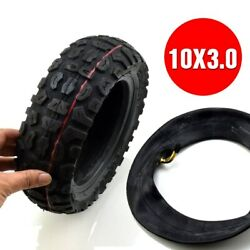 10 Inch10x3.0 Off-road Tire Tyre And Inner Tube For Kugoo M4 Pro S13 Scooter