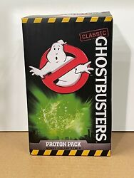 Ghostbusters Classic Mini Proton Pack Statue Vinyl Collectible New Culture Fly