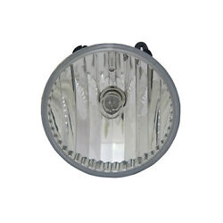 In2502145 New Head Lamp Assembly Driver Side