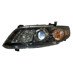 In2502138 New Driver Side Head Lamp Assembly