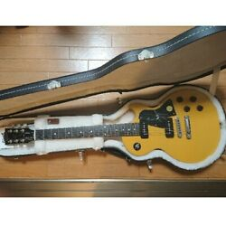 Gibson Les Paul Special Tv Yellow 2010 Made In Usa Electric Guitar Used