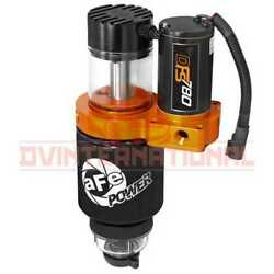Afe Fuel Sys-full-time Operation Fits Dodge 2500 Cummins Turbo Dies 2003-2004