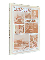 Gatlinburg Tennessee Hardcover History Ed Trout Smokey Mountain Cades Cove