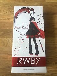 Discontinued Products Three Zero Rwby Ruby Rose 1/6 Figure