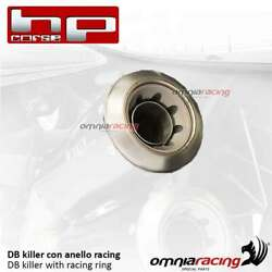 Hpcorse Db Killer 40mm With Aluminium Ring For Exhaust Gp07