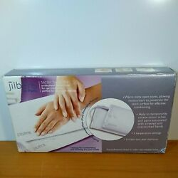 New Jilbandegravere De Paris Satin Smooth Professional Heated Mitts Healing Hand Therapy