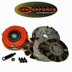 Centerforce 04614860 Dyad Ds Clutch And Flywheel Kit For Manual Transmissionjn
