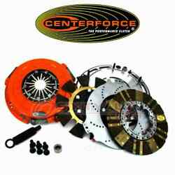 Centerforce 04614840 Dyad Ds Clutch And Flywheel Kit For Manual Transmissionen