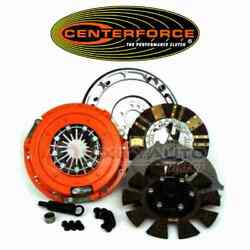 Centerforce 04614880 Dyad Ds Clutch And Flywheel Kit For Manual Transmissionwj
