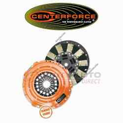 Centerforce Dual Friction Clutch Pressure Plate And Disc Set For 1971-1973 Lp