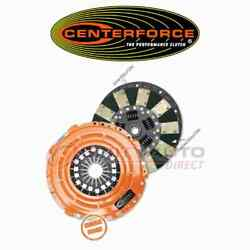 Centerforce Dual Friction Clutch Pressure Plate And Disc Set For 1977-1978 Gmc Op