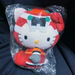Sanrio Hello Kitty Evangelion Plush Doll Very Rare With Tag Limited Japan