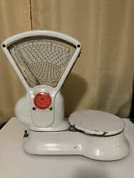 Vintage toledo Scale -3 Lb Candy Scale- For Restoration