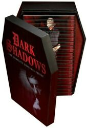 Dark Shadows The Complete Series 131 Disc Dvd Box Set Free Shippoing New.