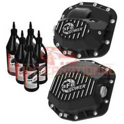Afe Power Differential Cover Fit Jeep Wrangler Jl 2018-20
