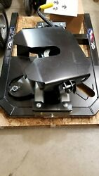 Pullrite 2315 24k Superglide 5th Wheel Hitch 2300 Hitch With 4450 Mount Kit