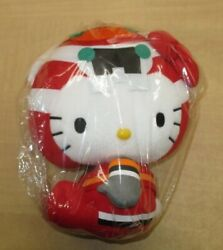 Sanrio Hello Kitty Evangelion Plush Doll Very Rare With Tag Limited Japan 565