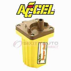 Accel Ignition Coil For 1955-1957 Pontiac Chieftain - Wire Boot Spark Plug Xq