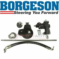 Borgeson Steering To Power Conversion Kit For 1964-1966 Ford Mustang 4.3l Nq