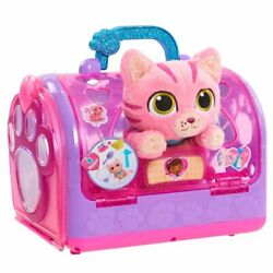 [just Play] Doc Mcstuffins Toy Hospital On-the-go Pet Carrier - Whispers - New