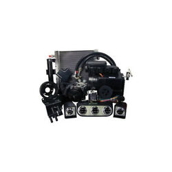 Scott Drake Cap-1165m-6 65-66 Ford A/c And Heater Kit Electronic