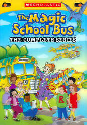 The Magic School Bus The Complete Series 8 Dvd Set 52 Episodes Brand New