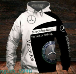 Mercedes Ben Amg-top Gift-menand039s Printed Hoodie 3d-size S To 5xl-funny