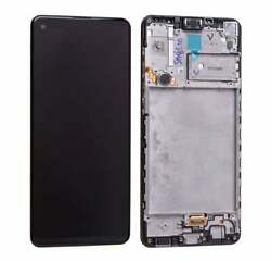 Ecran Lcd / Vitre Tactile / Chassis Pour Samsung Galaxy A21s A217f