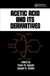 Acetic Acid And Its Derivatives Paperback By Agreda Victor H. Edt Brand ...