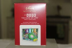 2020 Hallmark Ornament The Game Of Life 7 New
