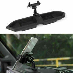 Car Mount For Cell Phone Holder Gps Storage Organizers Tray For Jl 2018+ Ga F7