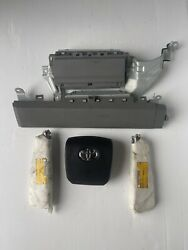 201420152016201720182019toyota 4runner Wheel Knee And Seat L And R Airbag