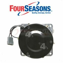 Four Seasons Ac Compressor For 1963-1981 Buick Riviera - Heating Air Qs