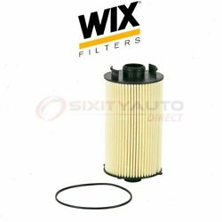 Wix Wl10178 Engine Oil Filter - Oil Change Lubricant Dq