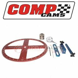Comp Cams 4938 Engine Camshaft Degree Wheel Kit For Tools Equipment Service Xd