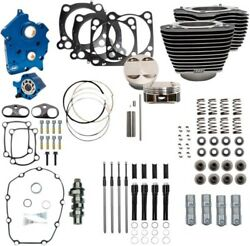Sandamps 124in. Power Package For M-eight W/ Highlighted Cylinder Fins M8 4.250