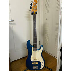 Fender Made In 1978 Precision Bass Mod. Vintage Blue Used