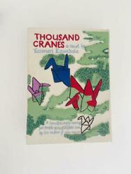 Olympia Le-tan Book Clutch Thousand Cranes Limited To 16 Pieces Worldwide