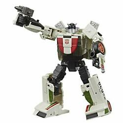 Trans Formers Toys Generations War Four Cybertron Ard's Deluxe Wfc-e6 Wheel Jack