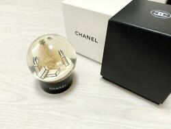 Snow Globe Snow Dome Novelty 2012 Vip Limited Not For Sale Interior8239ak