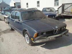Speedometer Head Only Us Fits 80-82 Bmw 733i 1279258