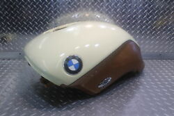 2001 Bmw R1200c Independent Gas Tank Fuel Cell Petrol Reservoir